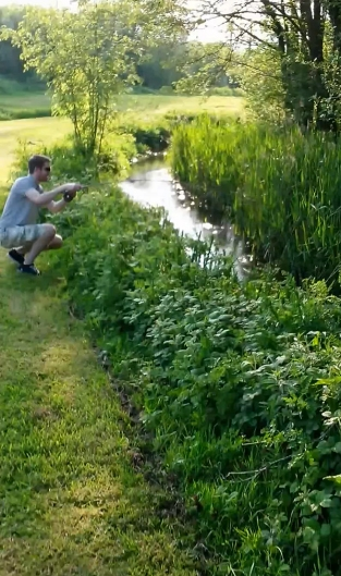 Chalk Stream Fishing